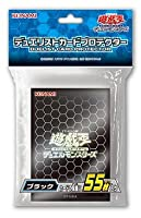遊戯王OCG デュエルモンスターズ デュエリストカードプロテクター ブラック パック