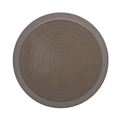 Lot de 3 Assiettes plates rondes 29 cm