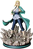 HFKUYK-123 Personajes Anime Naruto Anime Figure Sunade 31cm - Five Generations Naruto - Figura Decoración Coleccionables Adornos Juguetes Animaciones Modelo de Personaje YGD126EZ