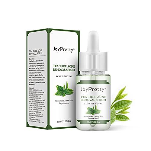 Tea Tree Acne Serum es un eficaz acné, control de...