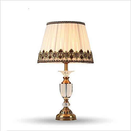 Lámparas de escritorio DAIFHI romántico del estilo minimalista Crystal LED lámpara de escritorio en 2020 nueva