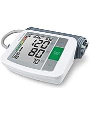 Medisana BU 510 Bovenarm-Bloeddrukmeter Zonder Kabel, Aritmiedisplay, WHO-Verkeerslichtschaal, Voor Nauwkeurige Bloeddrukmeting En Hartslagmeting Met Geheugenfunctie, Wit
