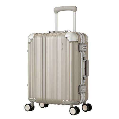 [リカルド]RICARDO Aileron Vault 19-inch Spinner INTL Carry-On Suitcase スーツケース 機内持ち込み 37L AIV-19-4WB Gray