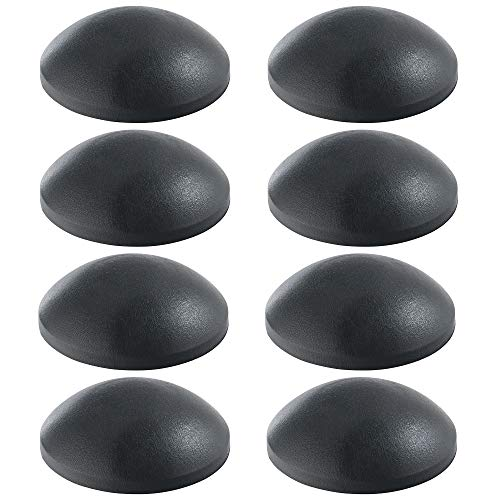 Arebos Trampolin Endkappen / 20 mm / 8 Stück