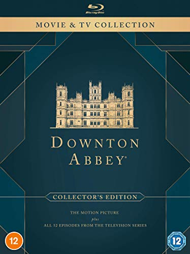 Downton Abbey Movie & TV Collection (Blu-ray) [2020] [Region Free]