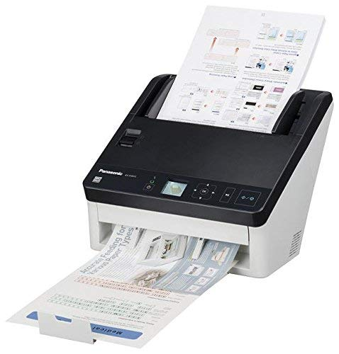 Review Of Panasonic KV KV-S1057C-V Document Scanner (Certified Refurbished)