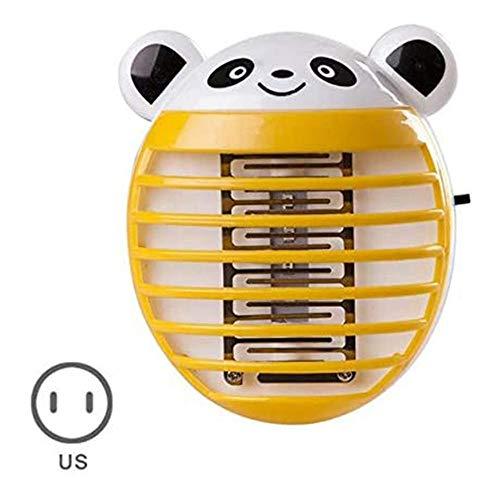 XBSLJ Muggen-killer-lamp vliegen-insecten-insecten-spinnen-pest-muggen-bijtende insecten nachtlamp-anti-insectenlamp geen straling Geen lawaai voor woonhuizen