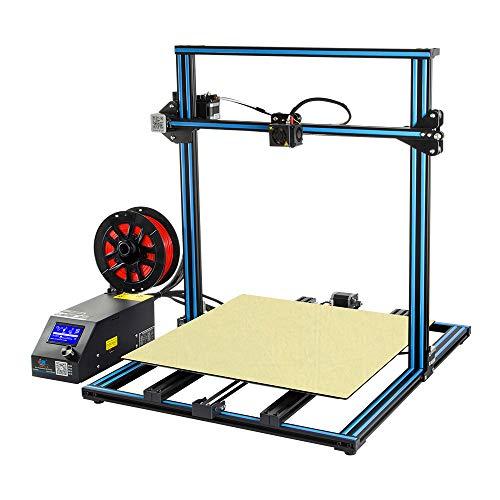 Creality CR 10 S5 Blue 3D Printer Large Printing Size 500x500x500mm
