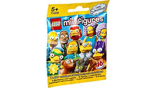 LEGO The Simpsons Minifigures, The Simpsons Series 2 - Figuras de construcción (The Simpsons Series 2,, Multi, Cualquier género)