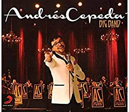 Andres Cepeda Big Band Vinyl