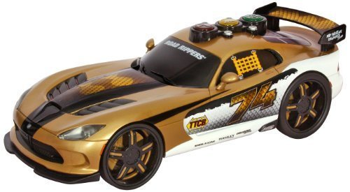 Toy State Road Rippers Come-Back Racers: 2013 Dodge Viper (Plays: Move It on Over) by Toystate