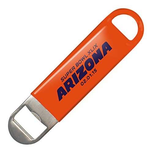 NFL Super Bowl 49 Champions Vinyl-Covered Bottle Opener