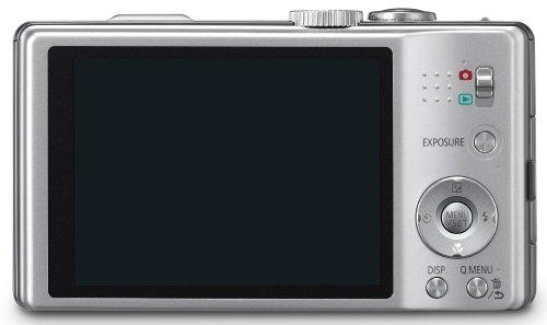 Panasonic Lumix DMC-TZ22EG-S Digitalkamera (14 Megapixel, 16-fach opt. Zoom, 7,5 cm (3 Zoll) Touch LC-Display, GPS, Full HD, 3D, bildstabilisiert) silber