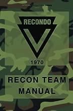 RECONDO Recon Team Manual: Vietnam - 1970