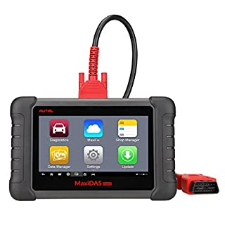 Autel Maxidas DS808 (Upgraded Version of DS708 and MK808) Automotive Diagnostic Tool Scanner with Key Coding and All Systems Support (Same Function as MS906) (B06XXTH4G3) | Amazon price tracker / tracking, Amazon price history charts, Amazon price watches, Amazon price drop alerts