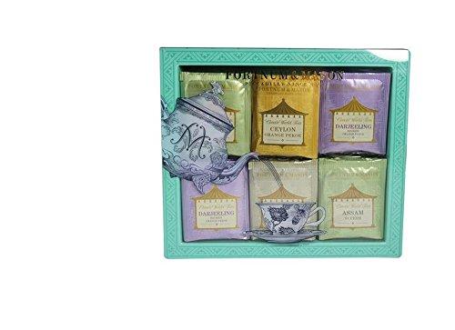 Desconocido FORTNUM & Mason - Classic World Tea Bag Selection (Selección de Bolsas de té clásicas...
