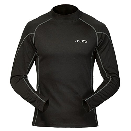 Musto - Top Thermal Base Layer Turtle Neck - Noir, L