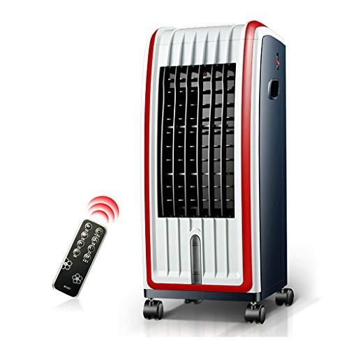 JiaHome Climatizadores EVaporativos Enfriador De Aire Ventilador Humidificador con Mando A Distancia, Aire Acondicionado,evaporativo Portáti,Purificador De...