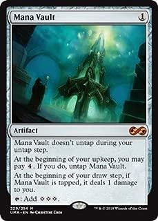 magic the gathering mana vault