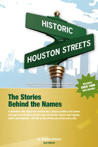 Historic Houston Streets: The Stories Behind the Names