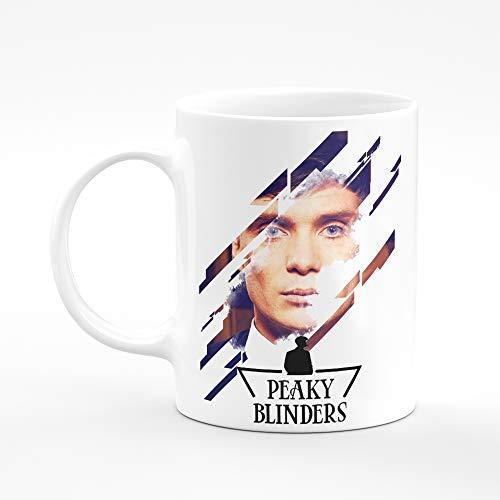 Caneca Personalizada Peaky Blinders série cor branca