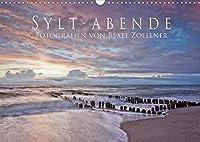 Sylt-Abende - Fotografien von Beate Zoellner (Wandkalender 2022 DIN A3 quer): Stimmungsvolle Fotos der Insel Sylt (Monatskalender, 14 Seiten )