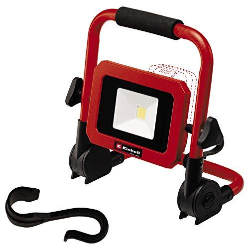 Einhell Akku-Lampe TC-CL 18/1800 Li Power X-Change (Li-Ion, 18 V, leistungsstarke LEDs, Drehdimmer, 360° drehbarer Leuchtkopf, klappbarer Standfuß, ohne Akku und Ladegerät)