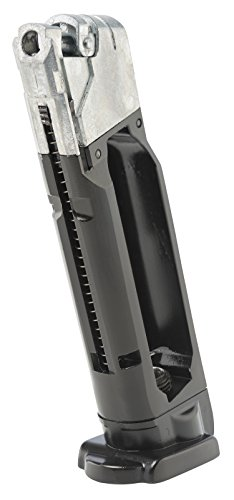 K&H Elite Force H&K VP9 CO2 6mm Airsoft Magazine - 14 Rounds