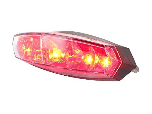 Koso - Feu arrière LED, universel, transparent