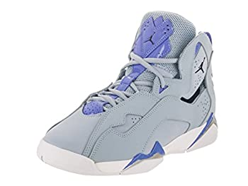 Nike 342774-400  Jordan Kids True Flight GG Basketball Sneaker  8 M US Big Kid