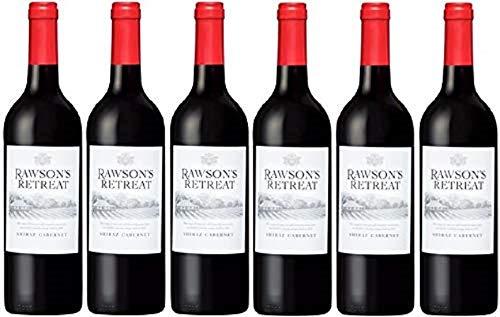 Penfolds Rawson's Retreat Shiraz Cabernet, 6er Pack (6 x 750 ml)