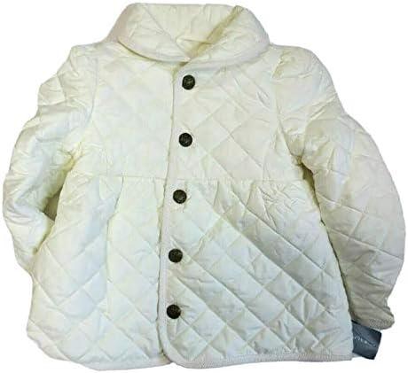 RALPH LAUREN POLO Girls Jacket Kids Quilted Coat Size 2 2T