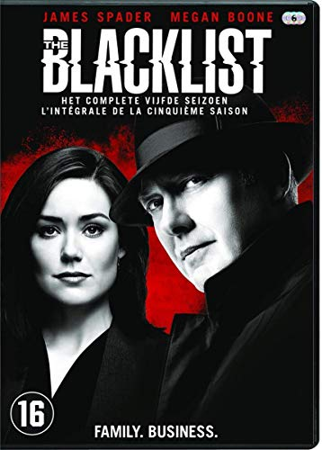 414vKOOtsFL. SL500  - The Blacklist Saison 6: Raymond Reddington face à la justice