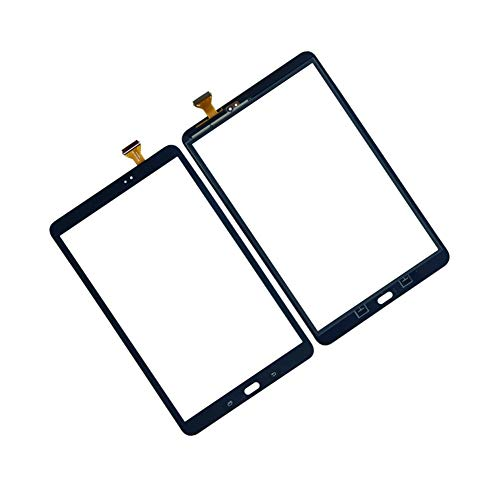 Screen Replacement kit Touch Screen Digitizer Front Glass Fit for Samsung Galaxy Tab A 10.1 2016 SM-T580 SM-T585 SM-T580N Repair Parts Repair kit Replacement Screen (Color : Black)
