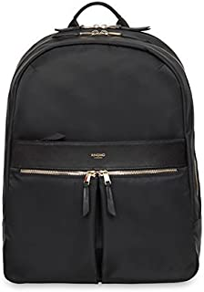 Knomo Luggage Women's Mini Beauchamp Travel Cross-Body Bag, Black, One Size