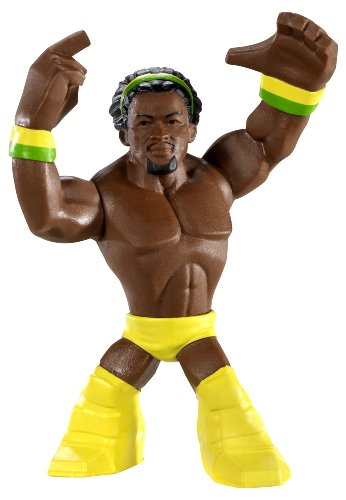 WWE - V3060 - Figurine - Mini Figurine - Kofi Kingston
