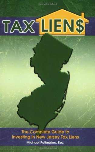 Real Estate Investing Books! - Tax Lien$