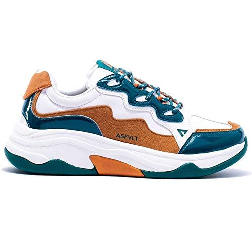 Asfvlt – Sneaker Maxi Alpes, Blau - blau - Größe: 41 EU