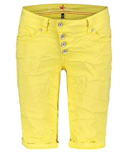 Buena Vista Damen Shorts Malibu gelb (31) M