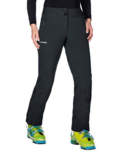 VAUDE Damen Women's Montafon Pants IV CampingOutdoorLange Hosen, schwarz (Black), Gr. 34 /XXS