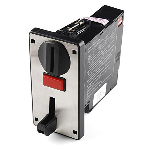 COM-11636 Coin Acceptor - Programmable (6 coin types) /fba