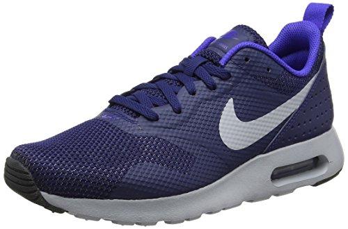 Nike Nike Herren Air Max Tavas Laufschuhe, Blau (Binary Blue/Wolf Grey-Paramount Blue), 40.5 EU