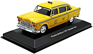 Phoebe Buffay's 1977 Checker Taxi Cab Friends (The TV Series) 2014 Greenlight Hollywood 1:43 Scale Limited Edition Die-Cast Vehicle