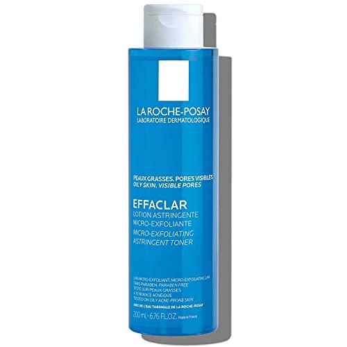 La Roche Posay Effaclar Loción Astringente Micro Exfoliante, 200 ml