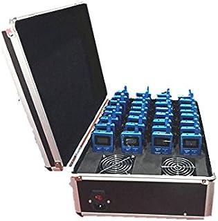 Tour Guide Sistema Inalámbrico Wireless Tour Guide System(2 Transmisores+30 Receptores+ Caso del Cargador de 32 pc)