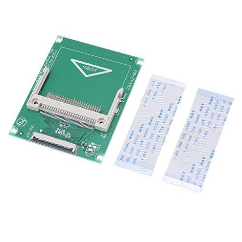 Almencla Tarjeta CF A Adaptador De CE ZIF De 1,8 Pulgadas para iPod