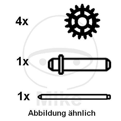 Drahtvorschubrollensatz 0.8 mm Migatronic