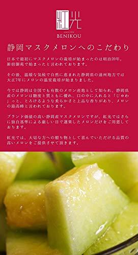 こだわりの果物屋紅光『マスクメロン』