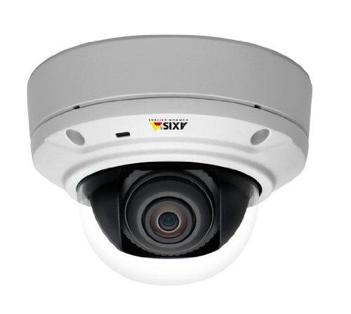 Axis M3026-VE Cámara de seguridad IP Interior y exterior Almohadilla Blanco 2048 x 1536 Pixeles - Cámara de vigilancia (Cámara de seguridad IP, Interior y exterior, Almohadilla, Blanco, Techo/pared, Aluminio, Policarbonato)