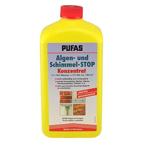 Pufas Algen-Moos-Schimmelstop 1,000 L